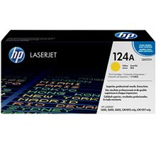HP Q6002A 124A Yellow LaserJet Toner Cartridge